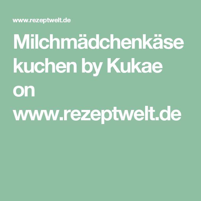 Milchmädchenkäsekuchen by Kukae on www.rezeptwelt.de