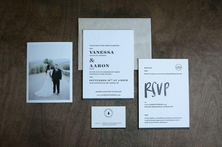 Online Wedding Invitation Websites: 90 Best NOIRVÉ Images On Pinterest