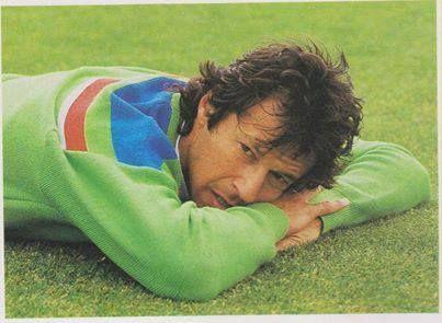 Cricketing Legend Imran Khan