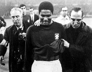 Eusébio- Grande jogador!