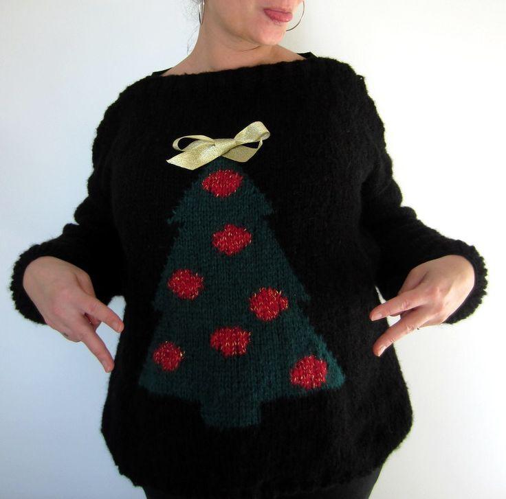 Ho Ho Ho – Mon joli pull de Noël – Wool Cherry