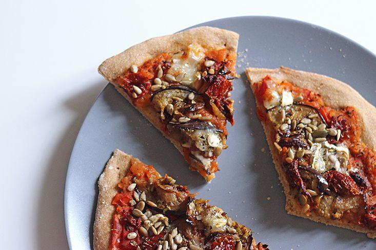 Pâte à pizza à l'épeautre (sans blé)