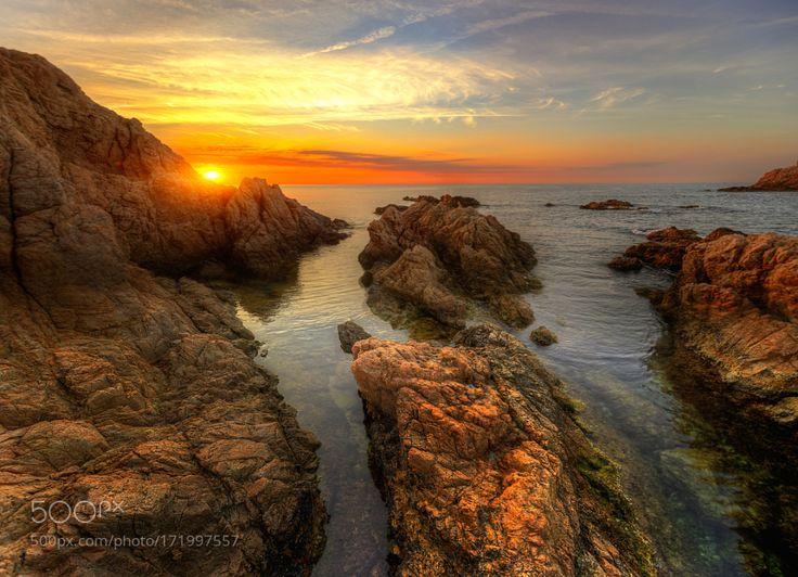 Средиземное море.. by egordeev. Please Like http://fb.me/go4photos and Follow @go4fotos Thank You. :-)