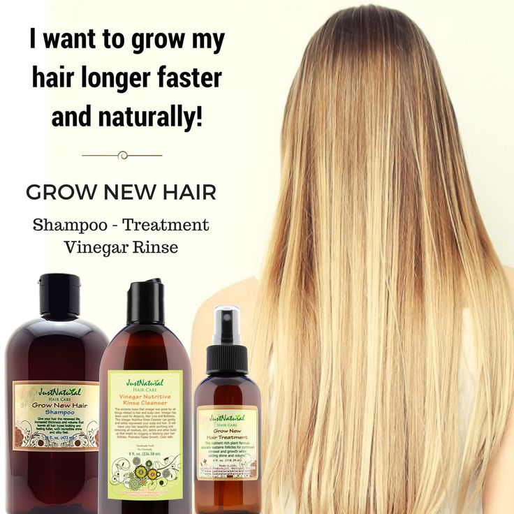 This grow new hair treatment is one of the best ways to make your hair grow faster and longer. This rejuvenating natural treatment is deeply absorbed to restore life, vitality and strength by protecting your hair from the inside out. Not only are essential oils good to help hair grow fast, the blend of oils in this treatment adds moisture, softness, shine and body to your hair.