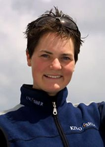 Dame Ellen McArthur When she broke the record for the fastest solo circumnavigation of the globe in 2005 she was not just the best woman but the best. Her achievements helped quash prejudices about women's inferiority in sport. She has helped young people with serious illnessnes experience sailing with the Ellen MacArthur Trust