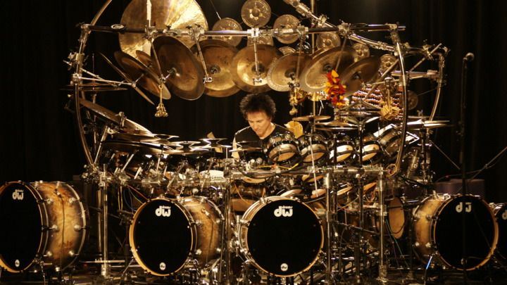 Terry Bozzio on Touring the World's Largest Tuned Drum Kit ...