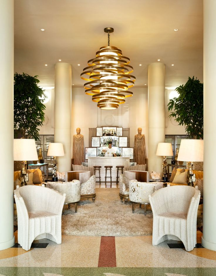 Kelly Wearstler Interiors Tides South Beach – casalibrary