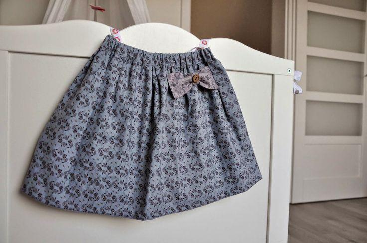 Festive skirt - sváteční sukně