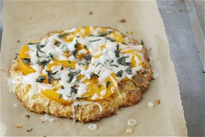 Coconut Flour Pizza Crust :: shredded mozzarella cheese, egg, cream of buckwheat or flax meal, coconut flour, and baking soda.: Thm Pizza Crust, Chicks Cooking, Tomatoes Pizza, Coconut Flour Pizza Crusts, Gluten Free Pizza, Crusts Perfect, Pizza Night, Pizza Coconut Flour, Flour Crusts
