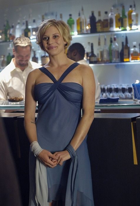The BSG series had some awesome costumes. Costume designer Glenne Campbell received a well deserved 2006 Emmy nod for Oustanding Costumes for a Series.