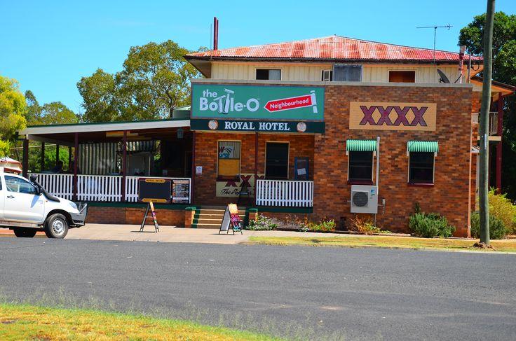 Royal Hotel Meandarra, QLD