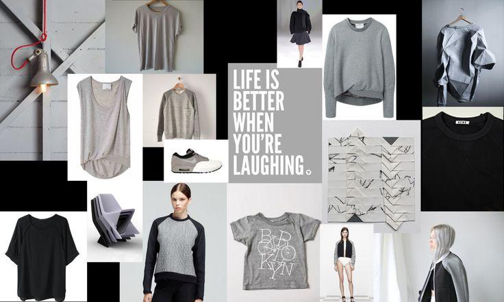 moodboard - grey