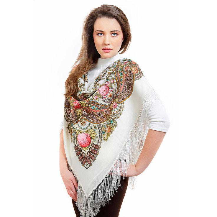 #Russian #shawl russian-shawls.com