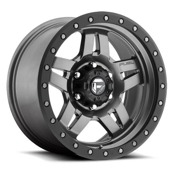 Fuel Offroad D558 Anza 15x10 5x114 35x4 5 43mm Anthracite Wheel