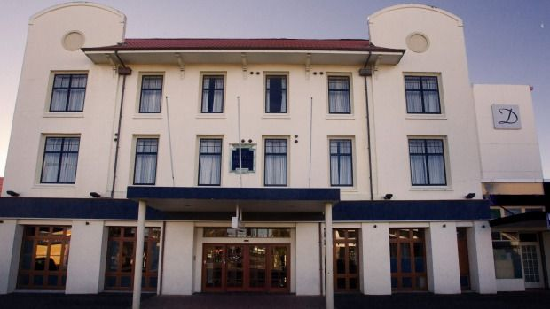 Palmerston North motels and hotels fill to overflowing some of the time.