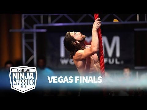 Isaac Caldiero is the first winner of American Ninja Warrior! Congrats to him for making history! #AmericanNinjaWarrior