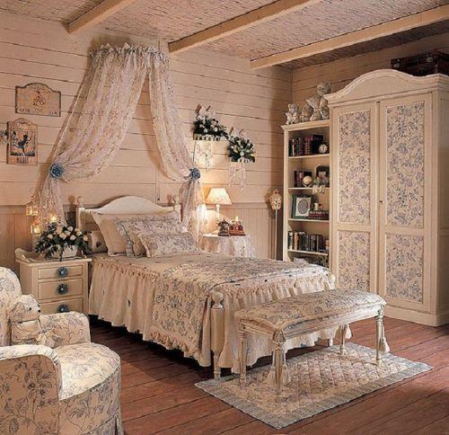 Прованс в интерьере спальни | Строительный портал