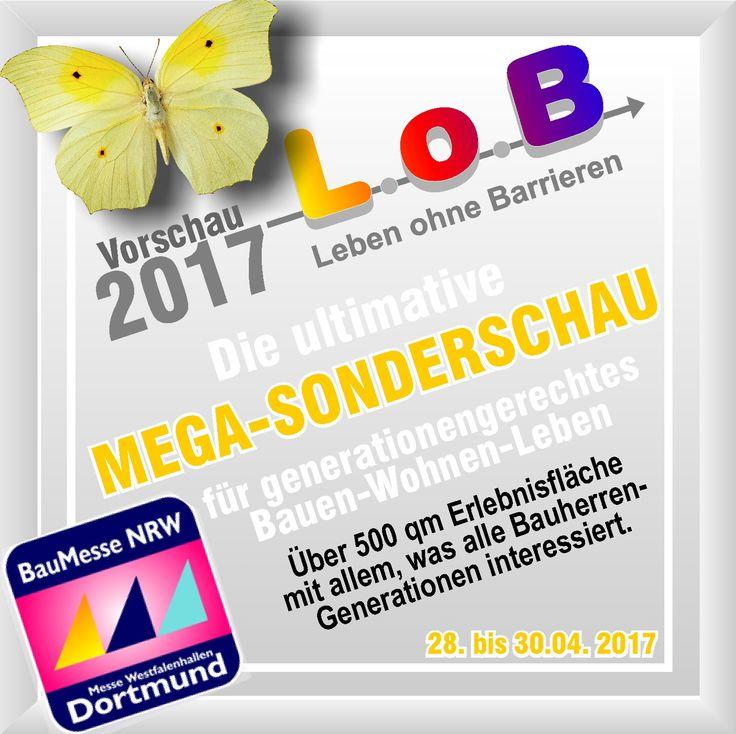Erster Hinweis auf die Mega-Sonderschau 2017 in Dortmund