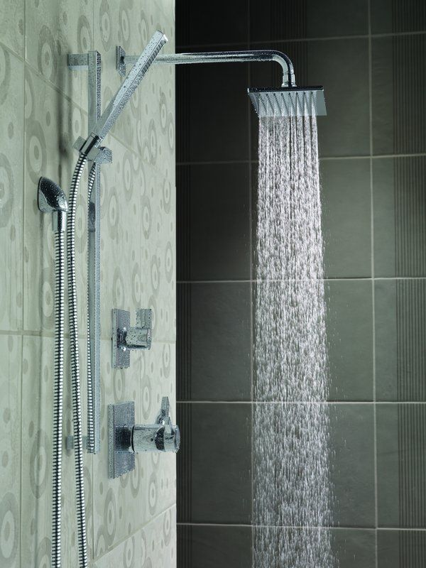Delta Vero Monitor 17 Series Shower System CH Showers