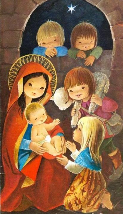 Constanza Navidad -- by Juan Ferrándiz (Spanish, 1918--1997)