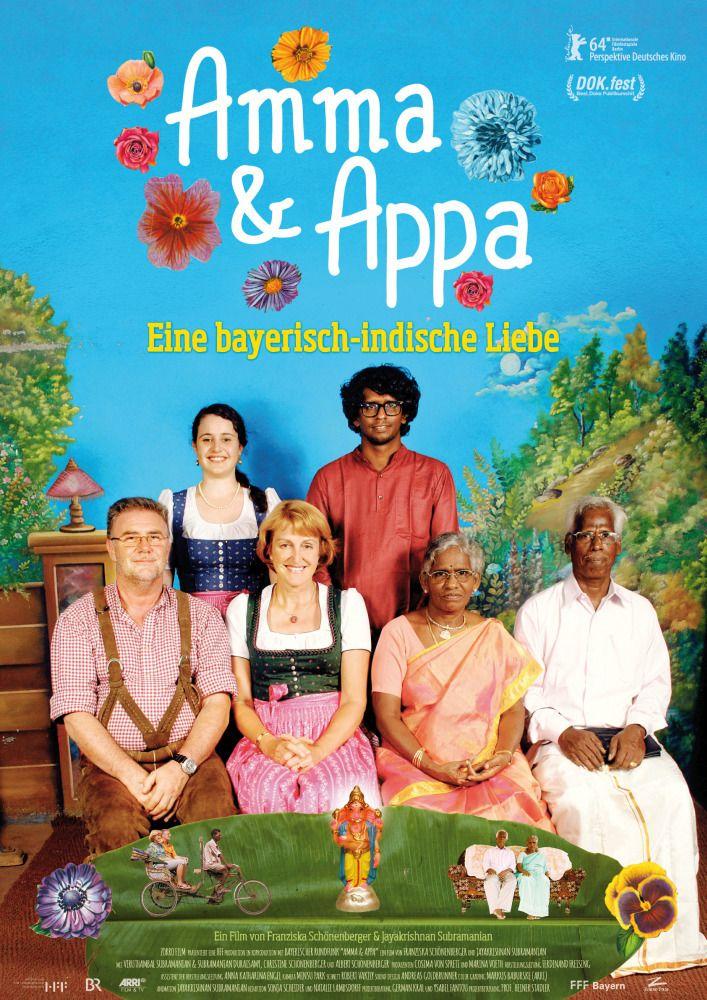 Amma & Appa by Franziska Schönenberger, Jayakrishnan