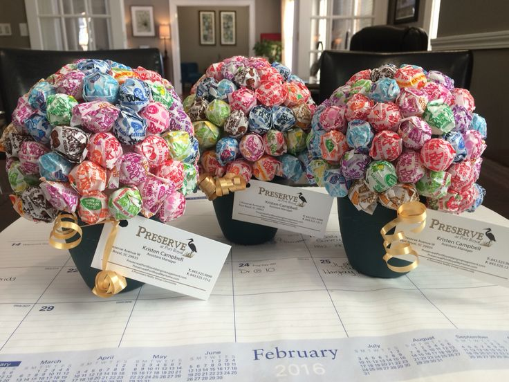 Lollipop Trees, Apartment Marketing, Outreach Marketing, Preserve at Port Royal