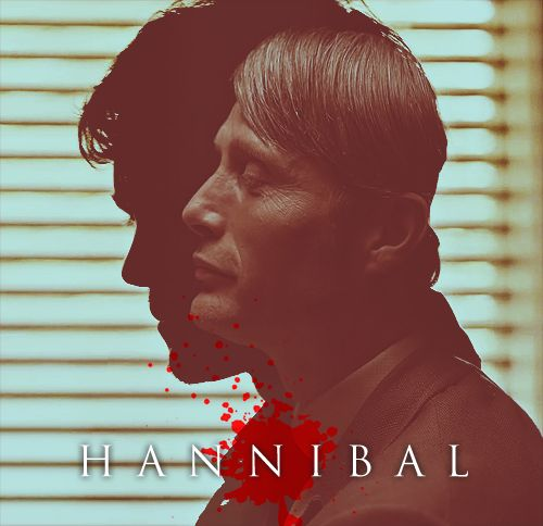 You and I are just alike   #Hannibal