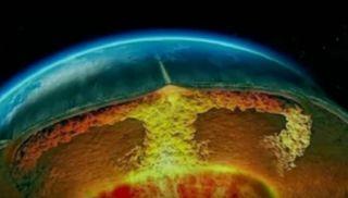 Planet Stars: Τεχνητές δομές μέσα στην γη... (Βίντεο)