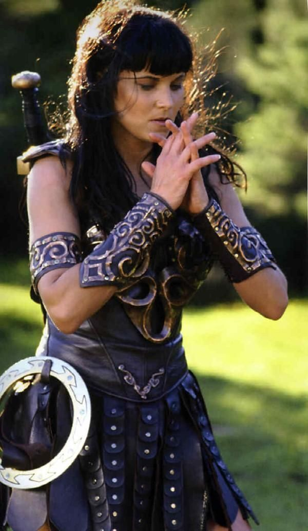 31 best images about Lucy Lawless - Xena Warrior Princess ...