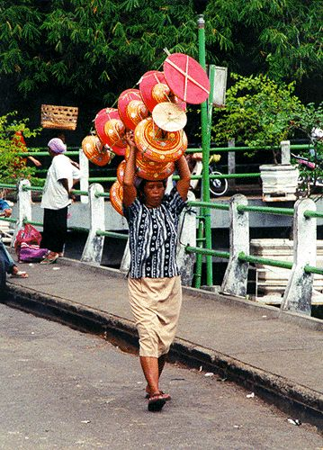 Street Vendor-Jakarta, Indonesia