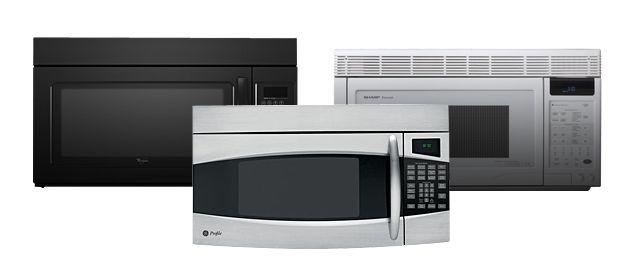Microwave Range Hood Combo Reviews Bestmicrowave Credit Ge Pvm9179sfss Over