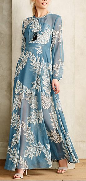 condervatoire dress; saw this and fell in love #anthropologie