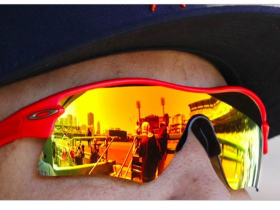Can You Name These MLB Stars Based On Their Sunglasses?