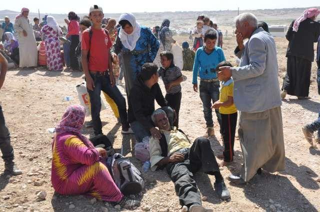 Suriyelilerin sınır kapısındaki görüntüleri - Sayfa - 13 - Sözcü Gazetesi