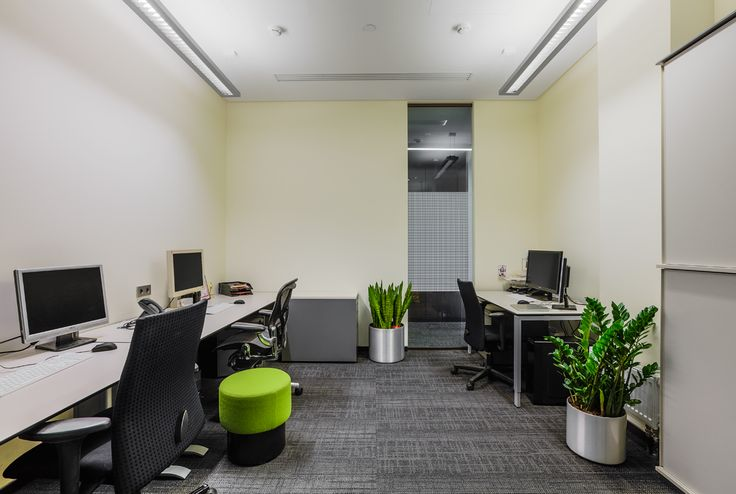 Project managers workspace (1 of 5)