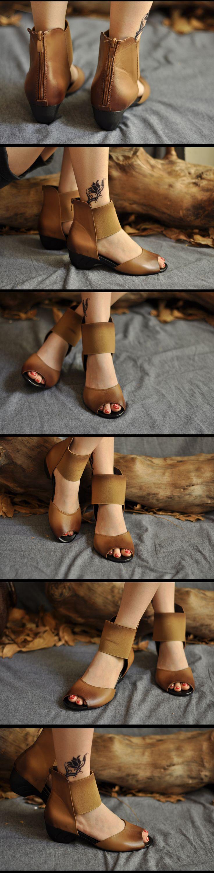 Оригинальный новый 2015 модный бренд летние сладкие рим удобные обувь из натуральной кожи сандалии женщин оптовая продажакупить в магазине Original Brand Clothes Trade Co.,LtdнаAliExpress