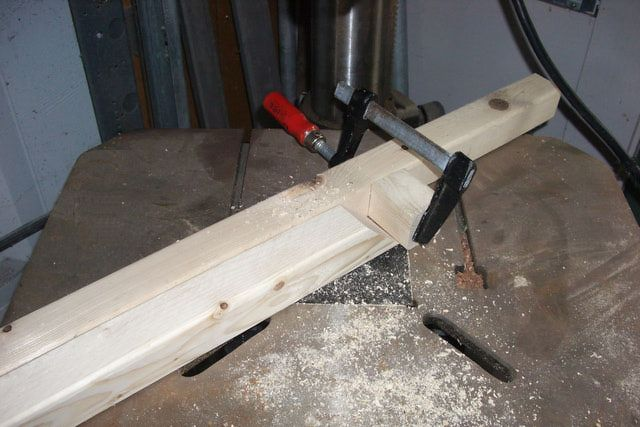 Save Time with Homemade Woodworking Jigs: Drill Press Jig