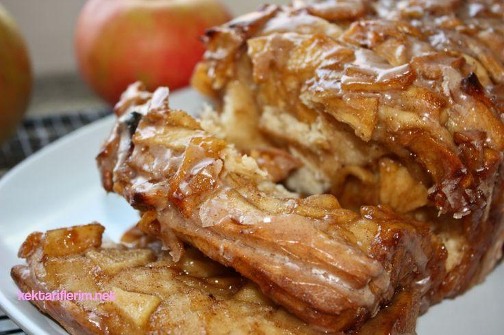 Tarçınlı Elmalı Ekmek - http://kektariflerim.net/kek-tarifleri/tarcinli-elmali-ekmek.htm