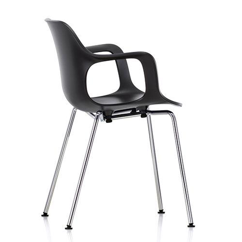 vitra-hal-armchair-tube-stabelbar-#konferencemøbler #konference #konferenceindretning #design #kontormøbler #møbler #til #erhverv #virksomhed #kontor #konferencestole #stole
