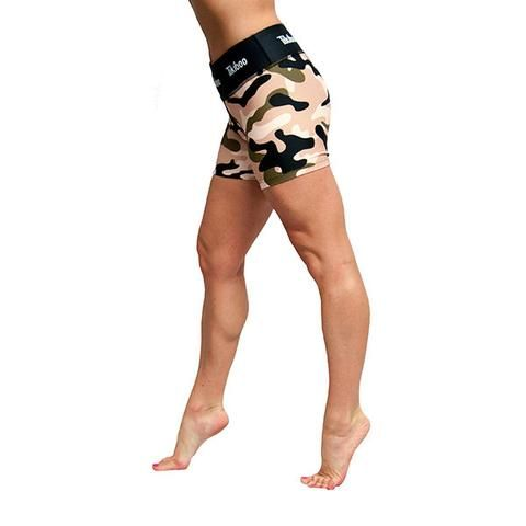 Tikiboo Sand Camo Shorts £24.99