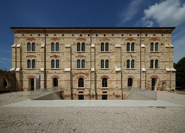 Restoration of the Bakery of Caserma Santa Marta into university facilities, Verona, 2014 - Carmassi Studio di Architettura