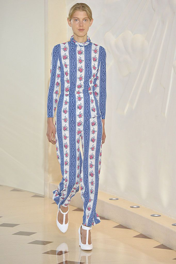 London Fashion Week - Emilia Wickstead spring/summer 17