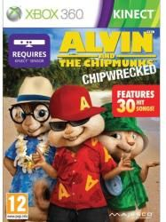 Majesco Alvin and the Chipmunks: Chipwrecked (Xbox 360)
