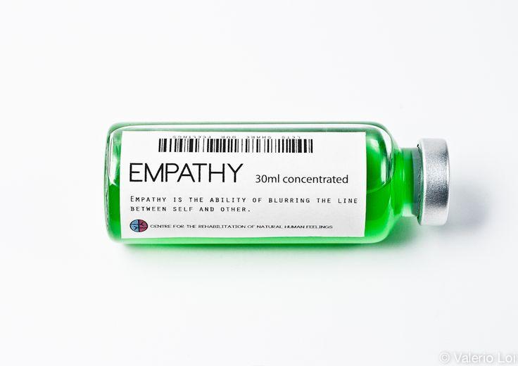 Empathy when u need it..