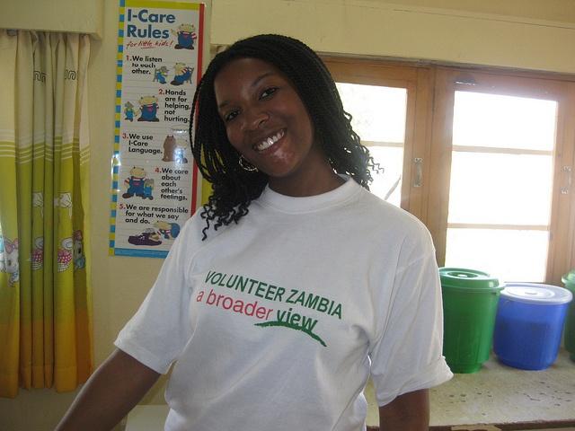 Volunteer Abroad Zambia Orphanage  by abroaderview.volunteers, via FlickrZambia Orphanage, Volunteers Abroad, Volunteers Zambia, Youth Advocacy, Abroaderview Volunteers, Social Programs, Zambia Httpwwwabroadervieworg, Http Www Abroaderview Org, Abroad Zambia