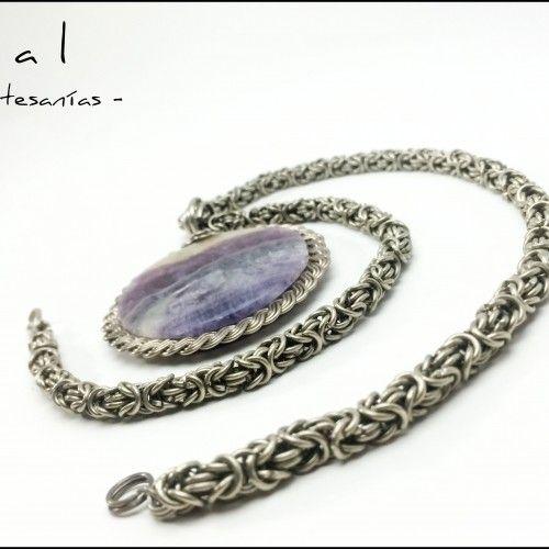 || Fluorita Arco Iris || - Aldea