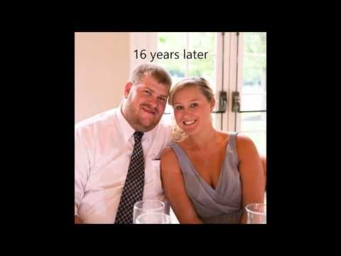 Michelle and Jason   16 yrs later