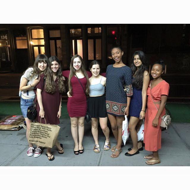Vanille: NYU - visual diary #2