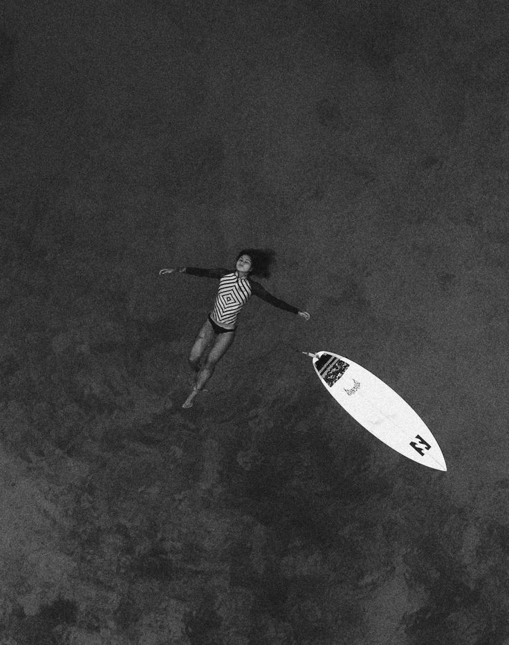 adrift in the middle of nowhere with Alessa Quizon