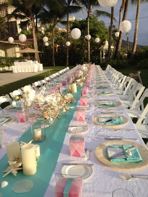63 Best Images About Pink And Tiffany Blue Wedding On